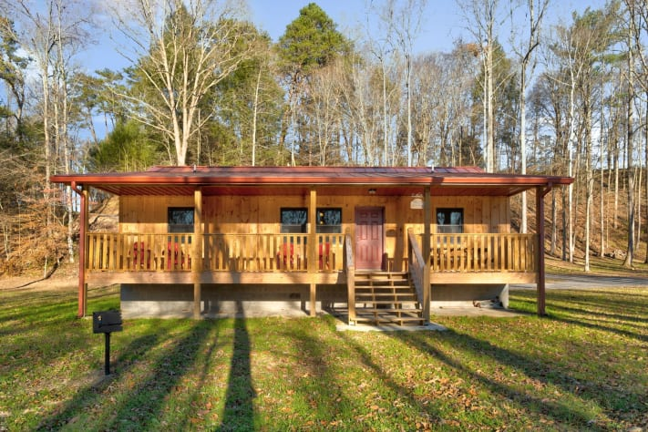 Cosby, Tennessee Cabin Rental - Gallery Image #1