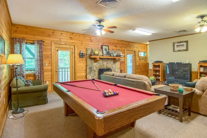 Sevierville, Tennessee Lodge Rental - Gallery Image #4