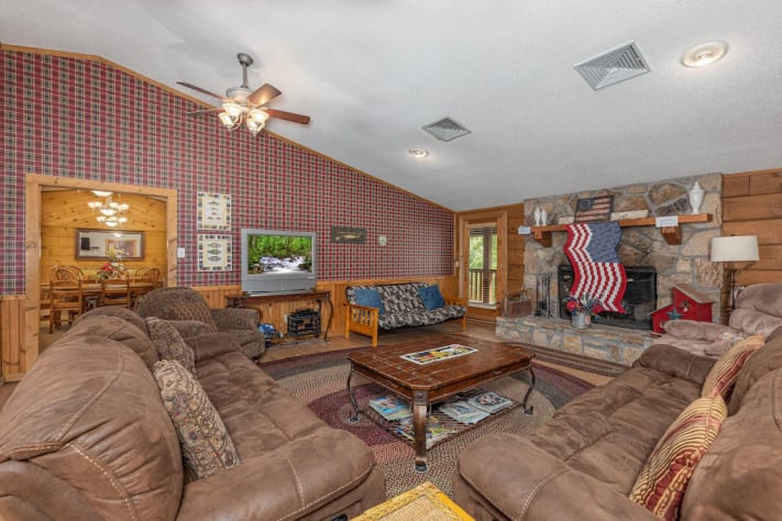 Sevierville, Tennessee Lodge Rental - Gallery Image #15