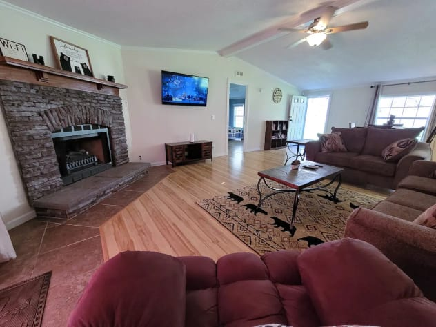Cosby, Tennessee House Rental - Gallery Image #3