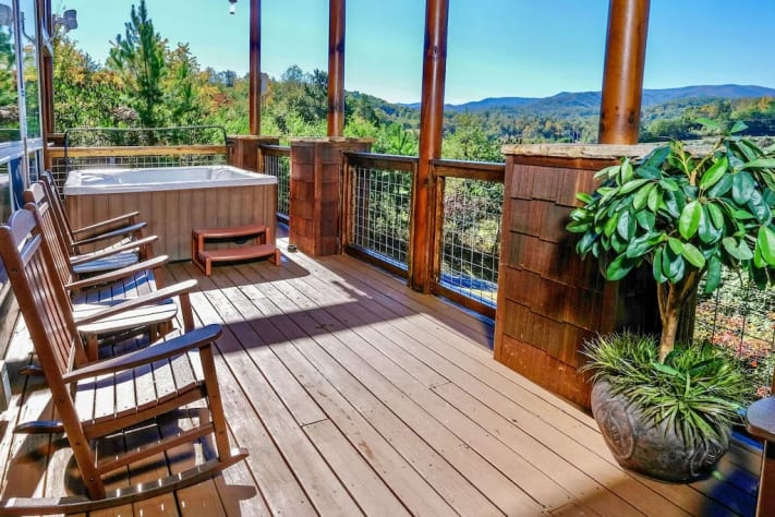 Pigeon Forge, Tennessee Cabin Rental - Gallery Image #10