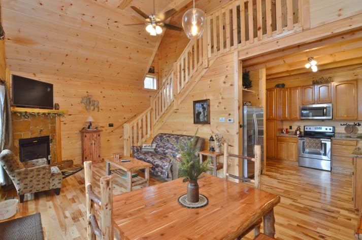 Gatlinburg, Tennessee Cabin Rental - Gallery Image #4