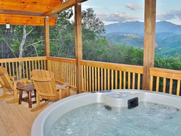 from cabins palace luxury rental view gatlinburg br parkview cabin pin