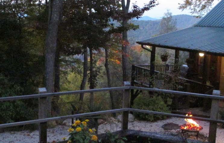 Nantahala Lake, North Carolina Chalet Rental - Gallery Image #5