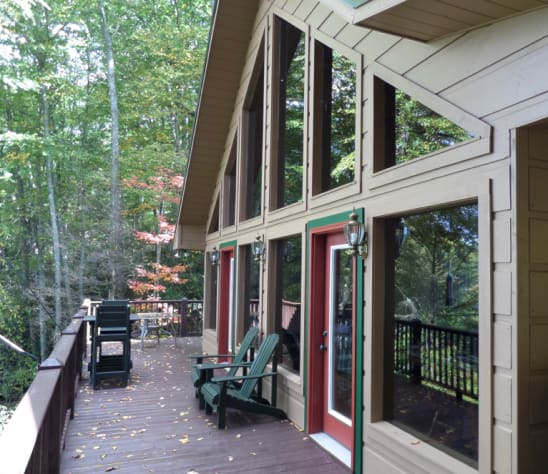 Nantahala Lake, North Carolina Chalet Rental - Gallery Image #6