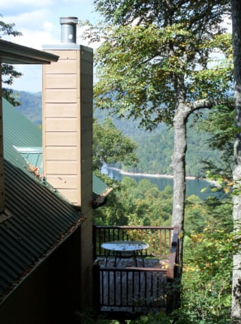 Nantahala Lake, North Carolina Chalet Rental - Gallery Image #7