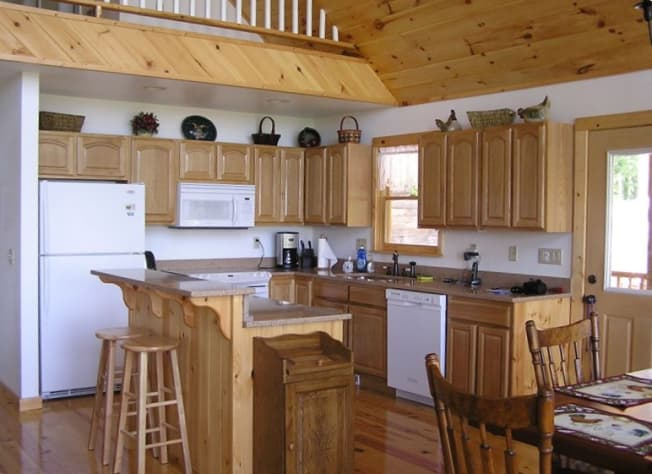 Nantahala Lake, North Carolina Chalet Rental - Gallery Image #8
