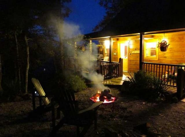 Nantahala Lake, North Carolina Chalet Rental - Gallery Image #18
