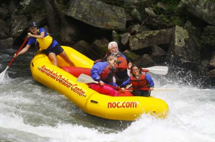 Nantahala Lake, North Carolina Chalet Rental - Gallery Image #22