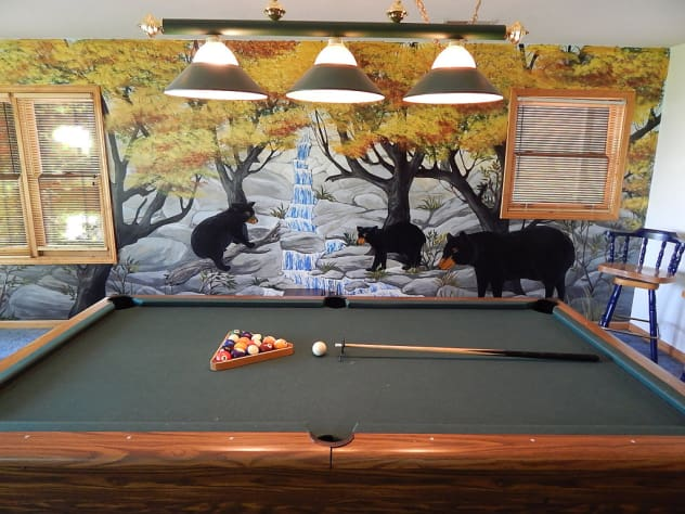 Gatlinburg, Tennessee Chalet Rental - Gallery Image #15
