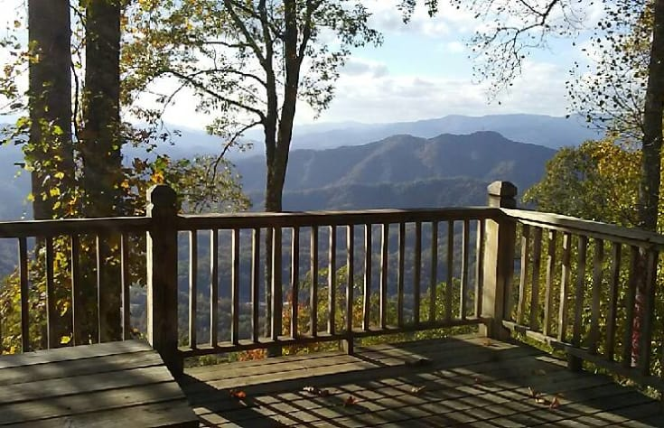 Nantahala Lake, North Carolina Cabin Rental - Gallery Image #1