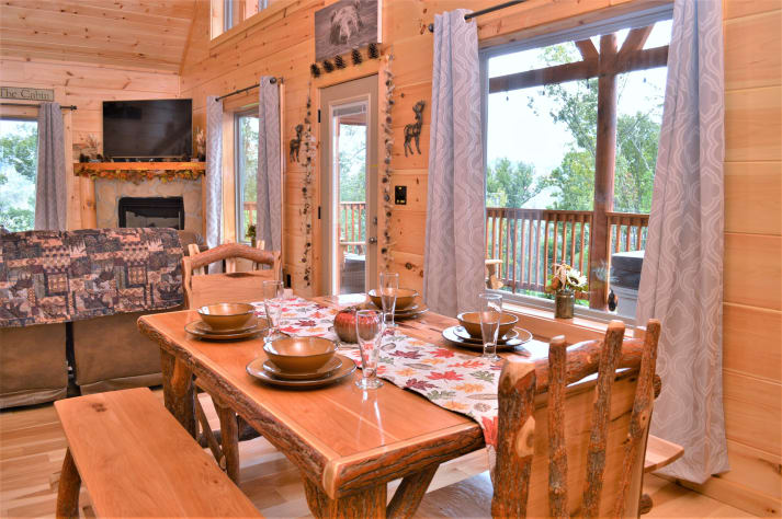 Gatlinburg, Tennessee Cabin Rental - Gallery Image #7