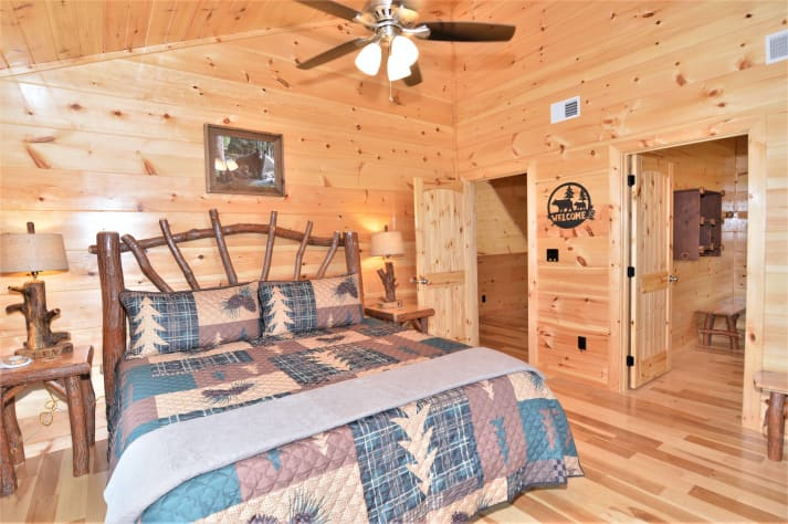 Gatlinburg, Tennessee Cabin Rental - Gallery Image #13