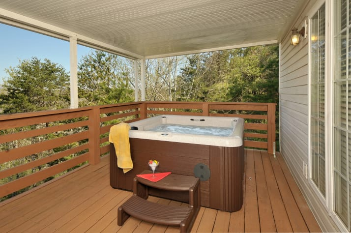Pigeon Forge, Tennessee Chalet Rental - Gallery Image #23