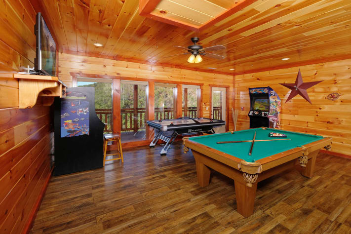 Pigeon Forge, Tennessee Lodge Rental - Gallery Image #24