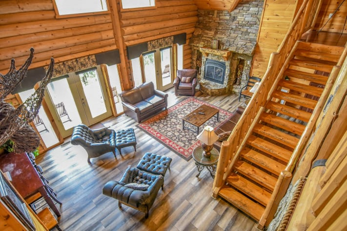 Sevierville, Tennessee Lodge Rental - Gallery Image #9