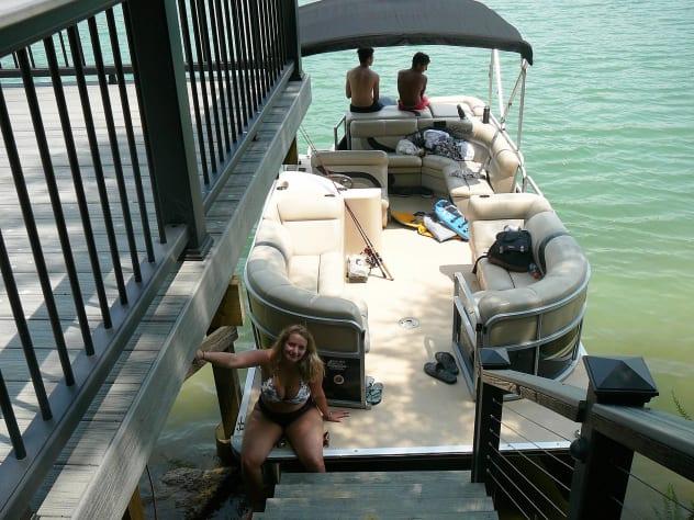 Douglas Lake, Tennessee House Rental - Gallery Image #20