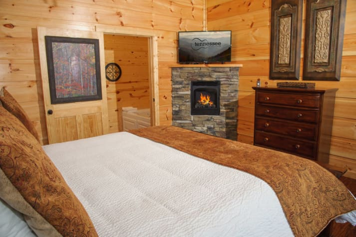 Gatlinburg, Tennessee Cabin Rental - Gallery Image #19