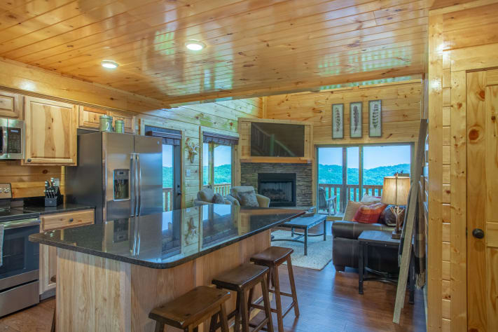 Sevierville, Tennessee Cabin Rental - Gallery Image #9