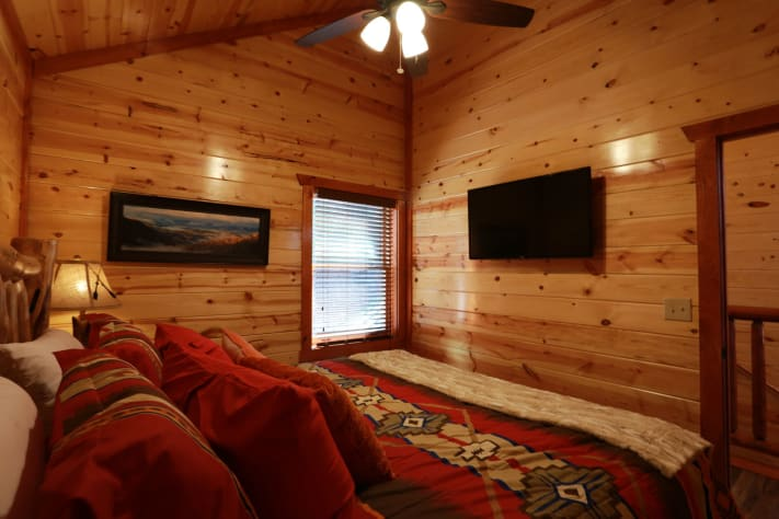 Sevierville, Tennessee Cabin Rental - Gallery Image #3