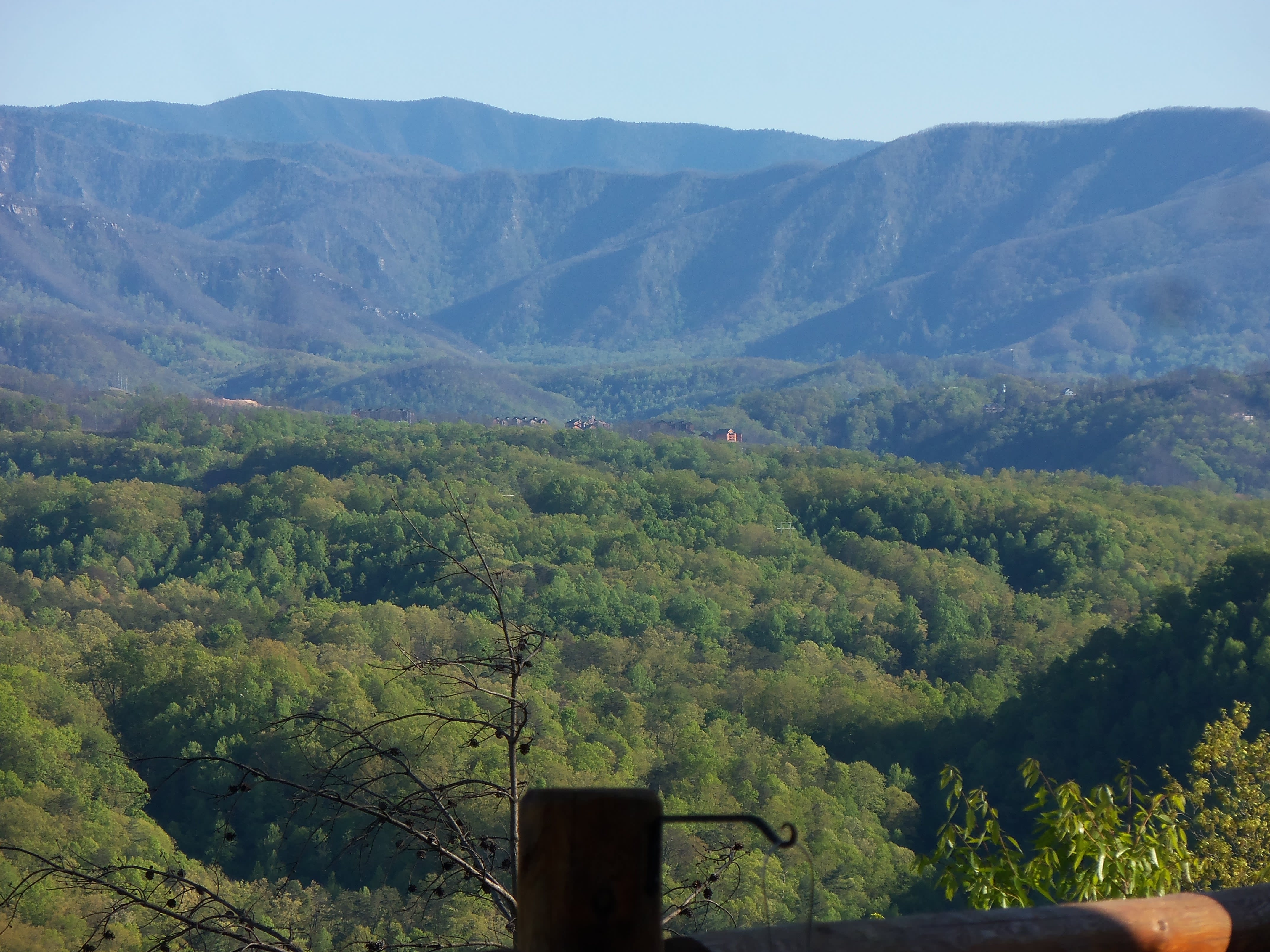 Majestic Mountain Memories - Sevierville Private Properties ...