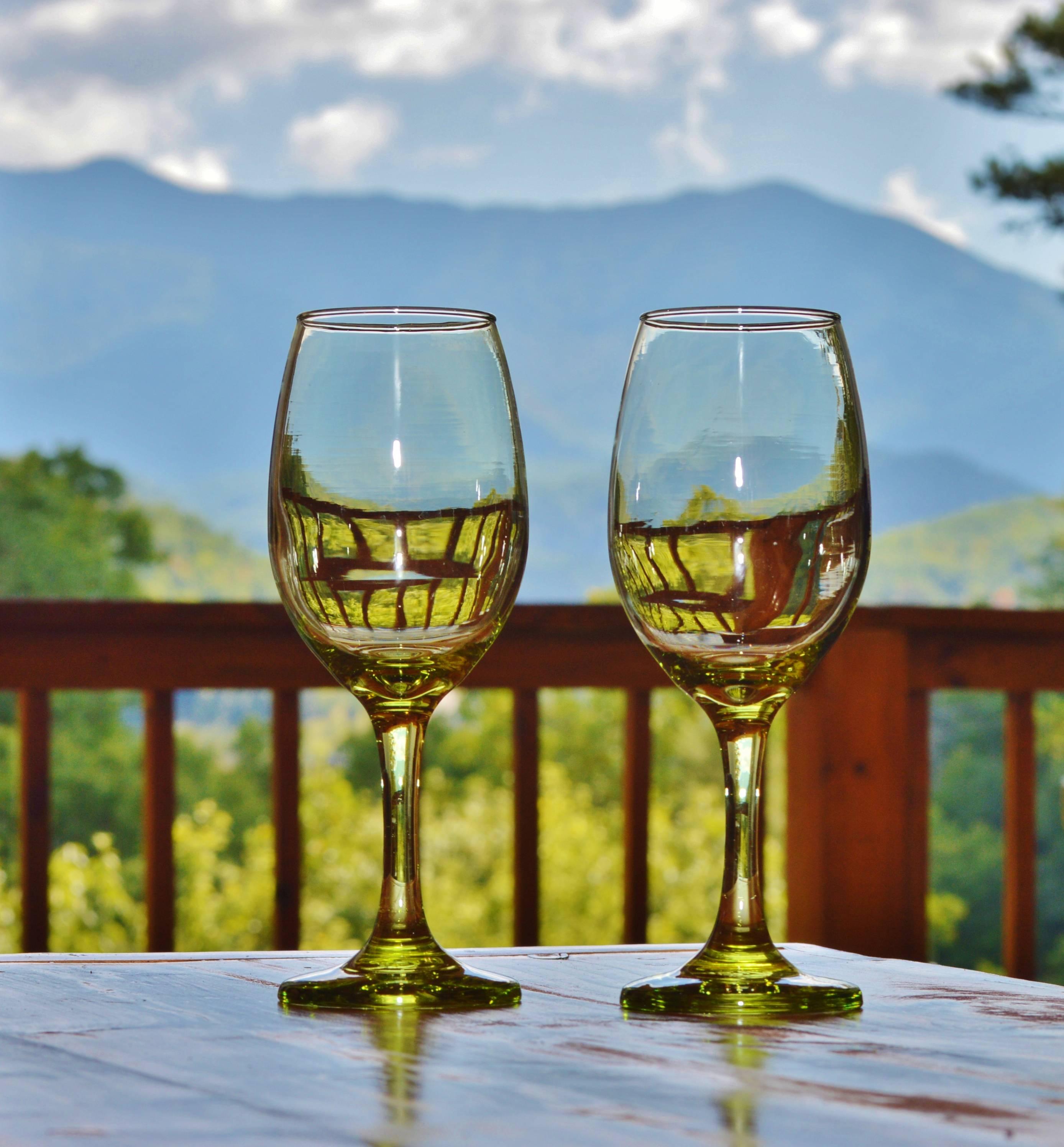 Newly Built Luxury Cabin w/ Amazing Views! - Cove Mountain Resorts ...