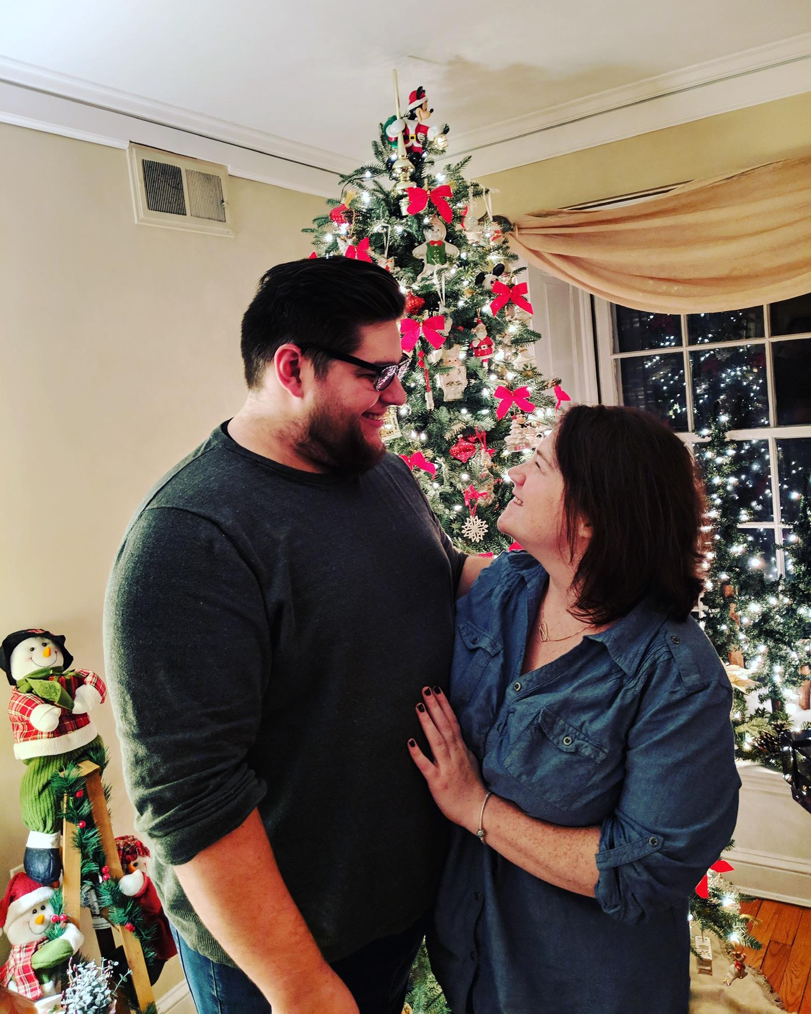 Meg and Ryan