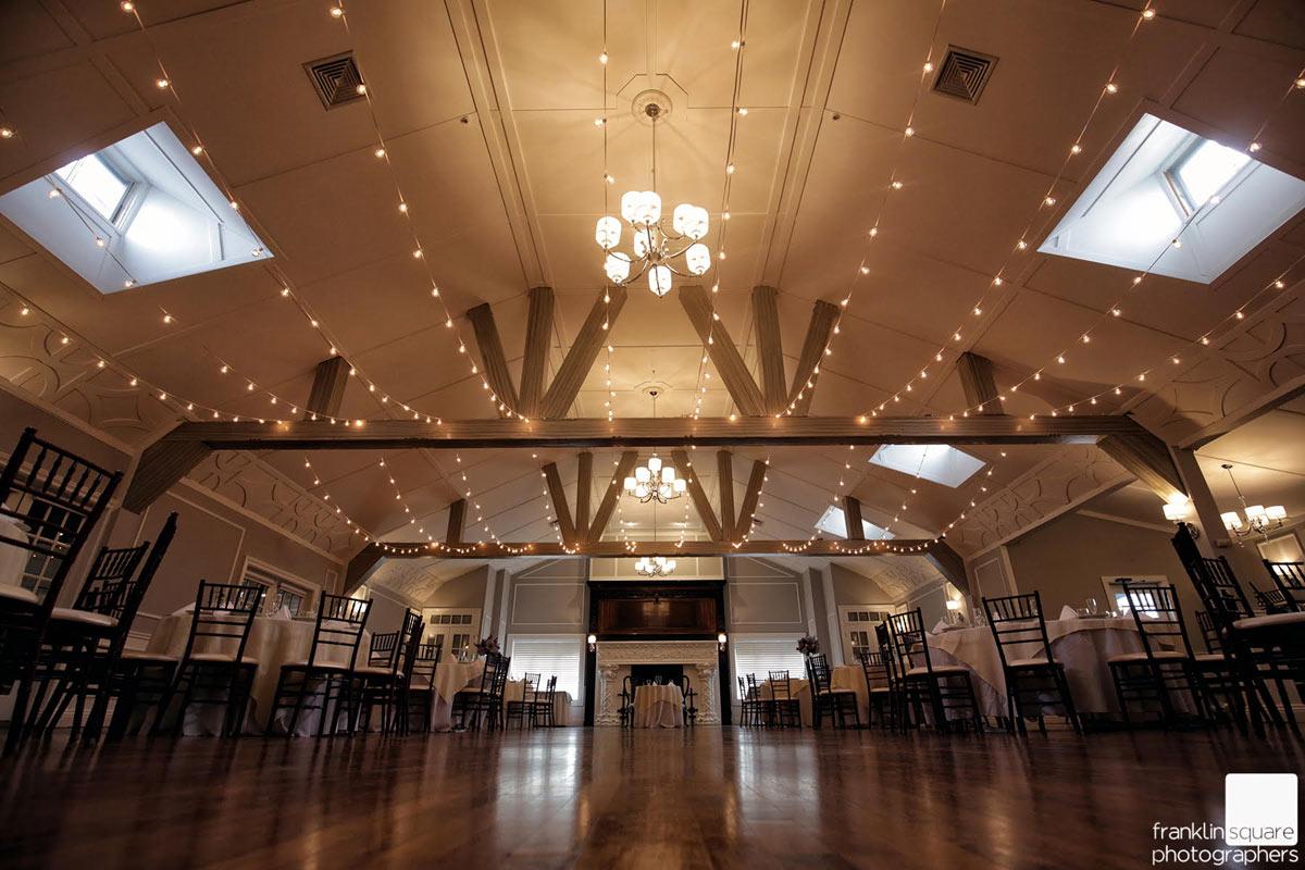Grand Ballroom at Stewart Manor Country Club