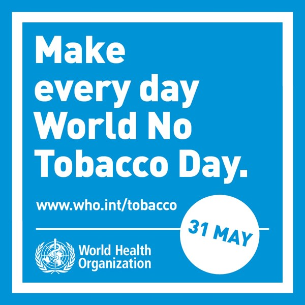 Anti-tobacco Day