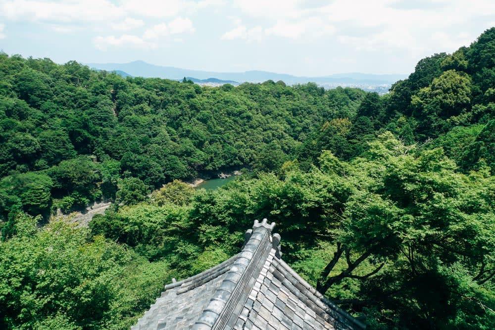View from Senkoji