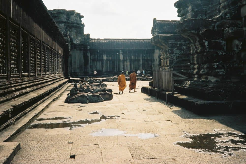 Angkor Wat - A walk in the past