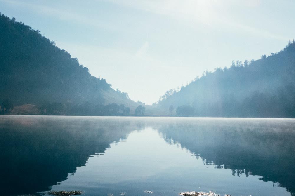 Mt. Semeru, Indonesia