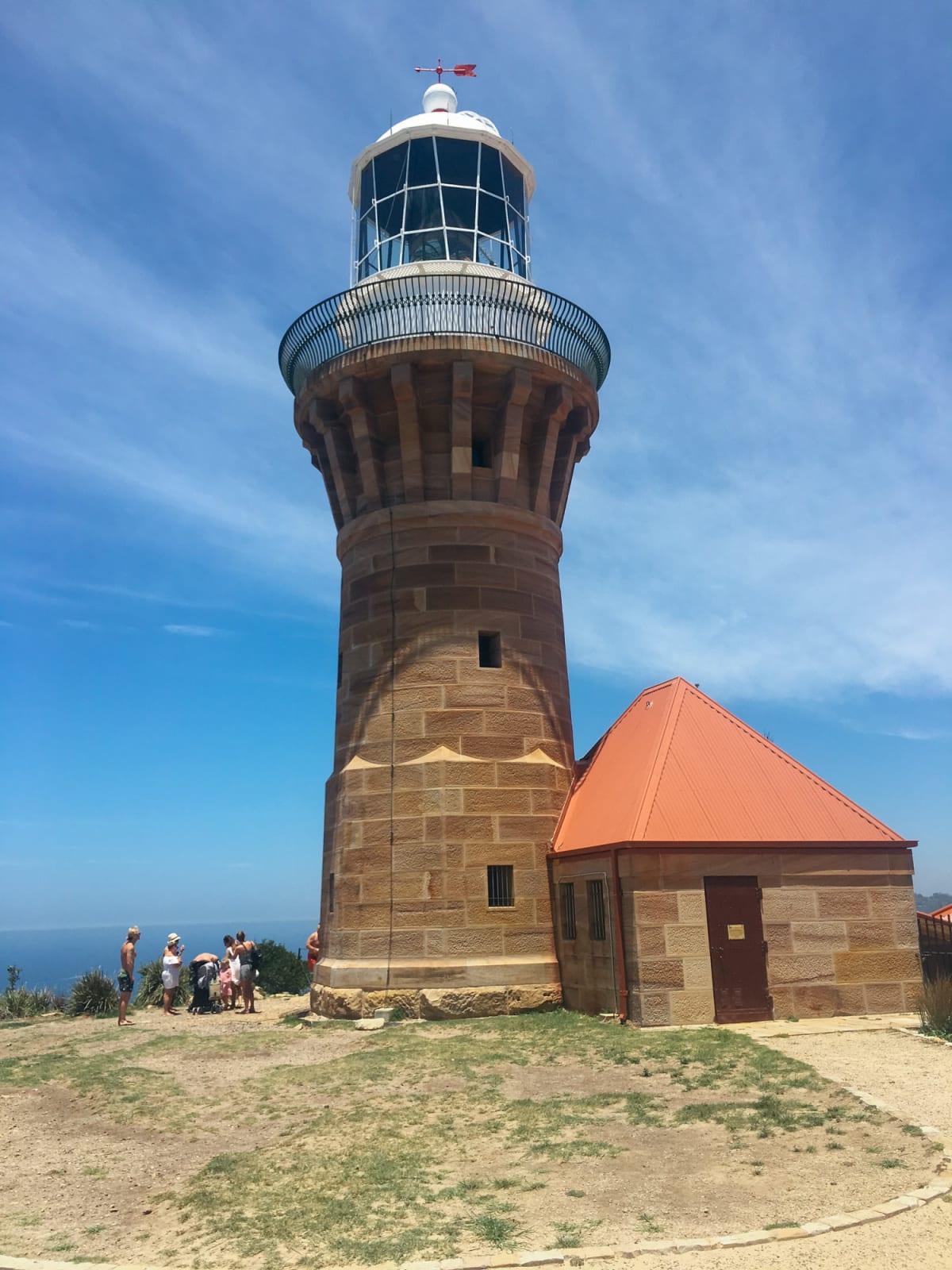 Barrenjoey Lighthouse