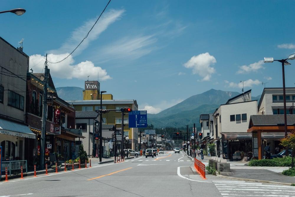 Nikko town