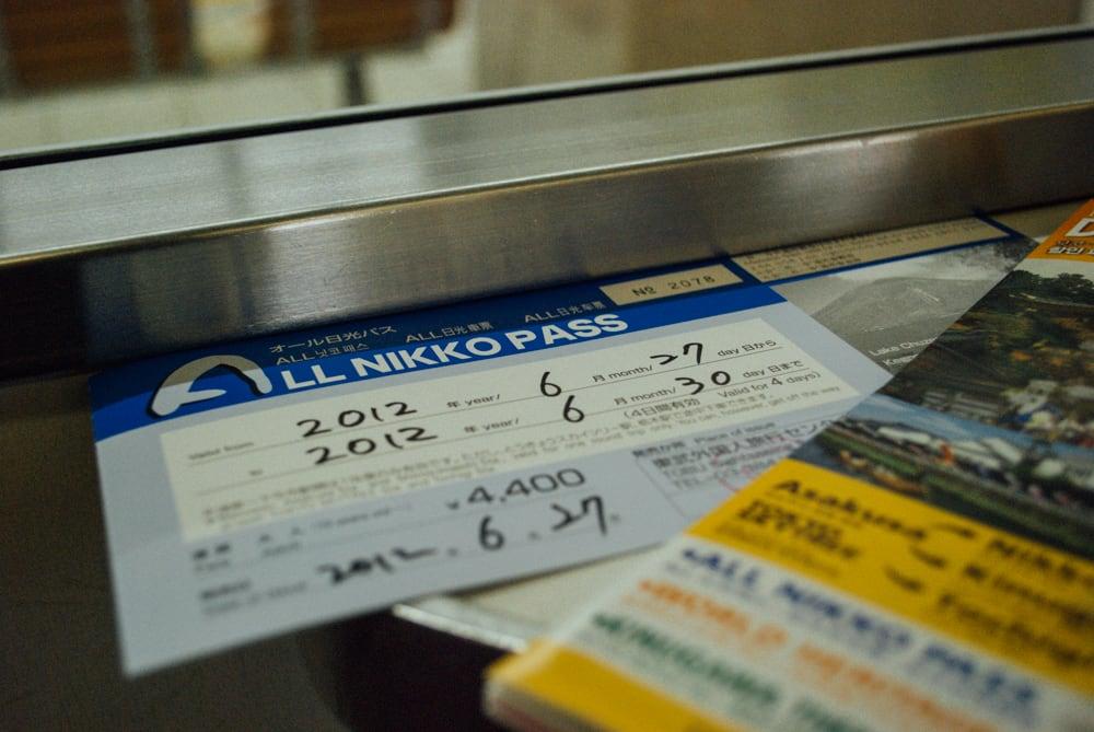 nikko pass