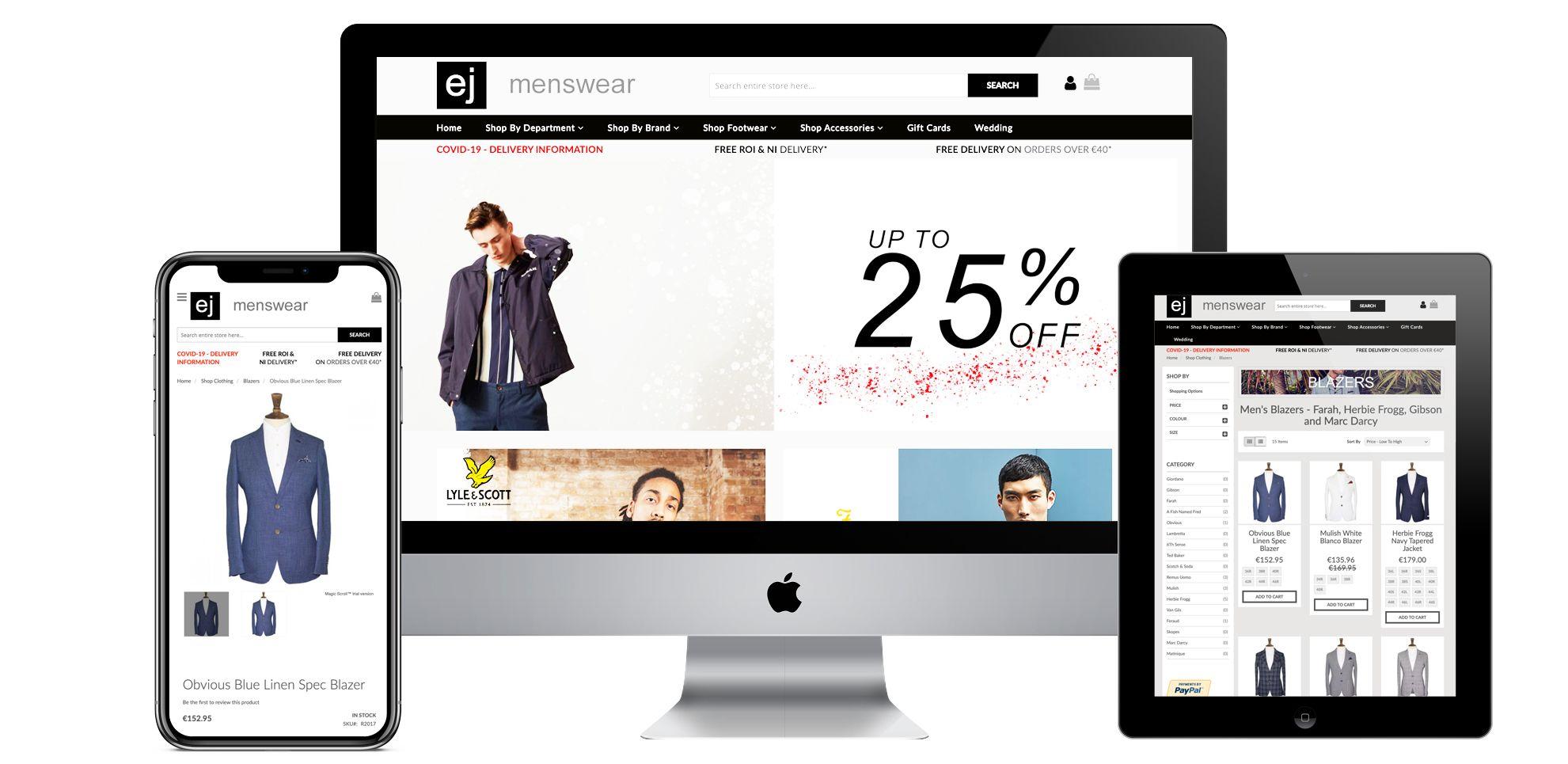 EJ Digital SEO Company