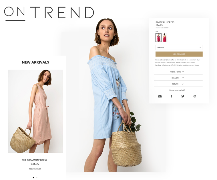 online retail website designers dublin ireland