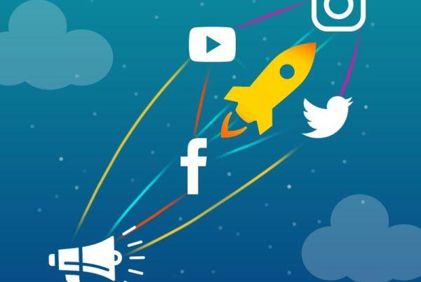 Digital social media marketing