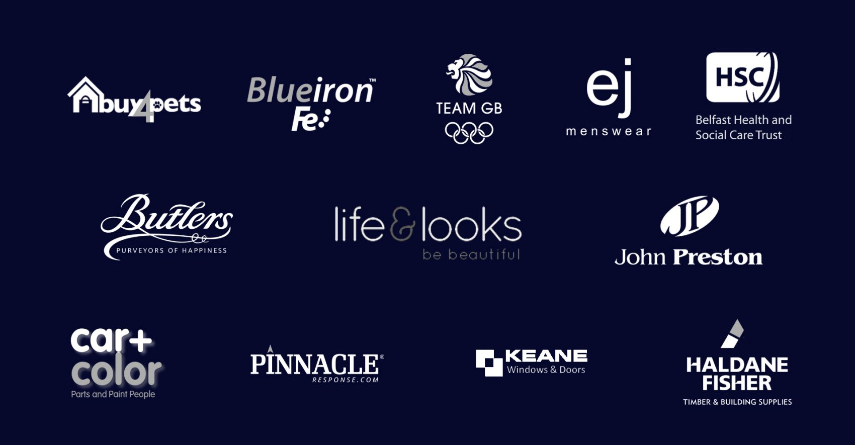 web design dublin client logos digital marketing dublin