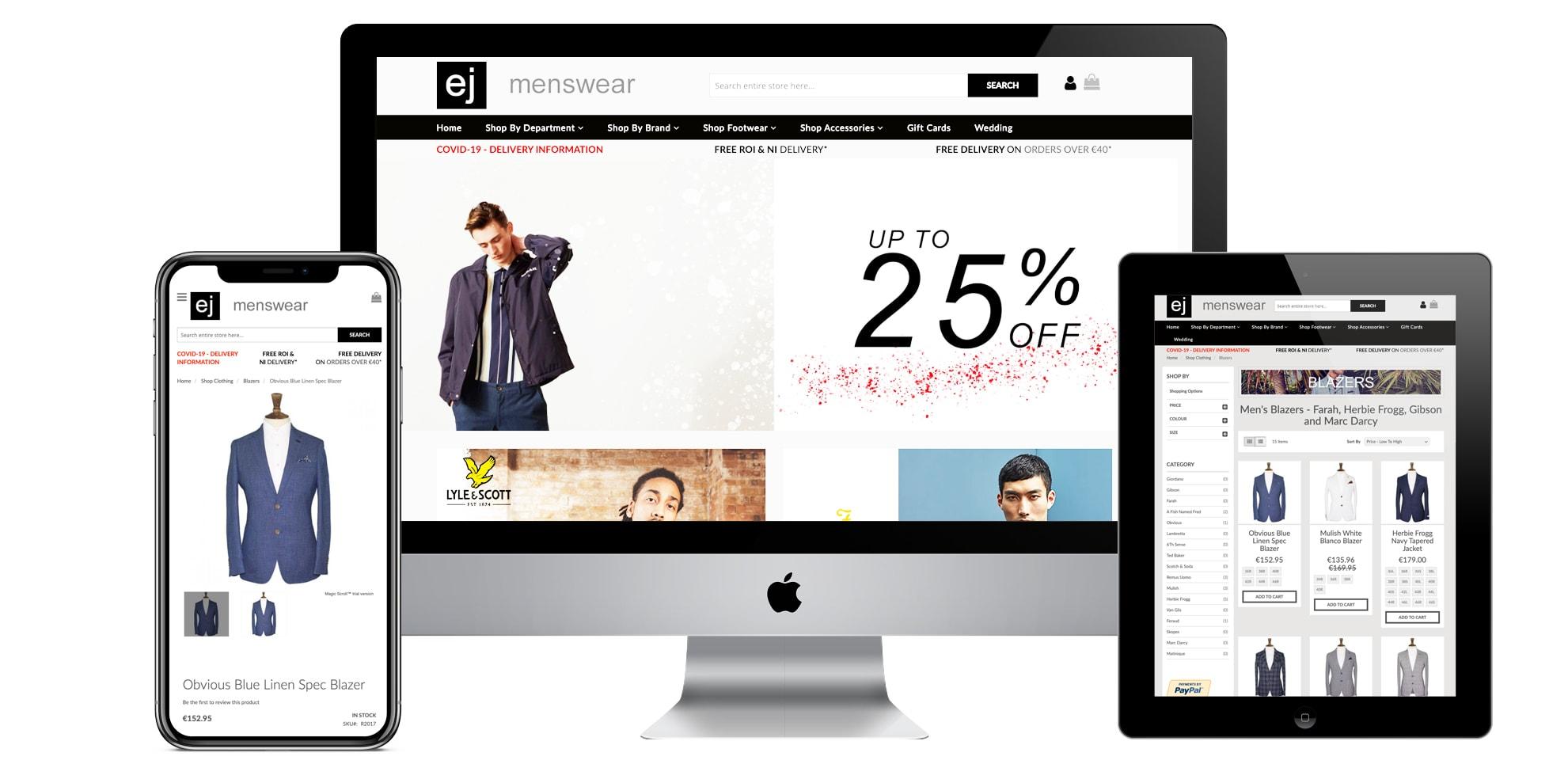EJ Magento 2 Digital Agency Dublin
