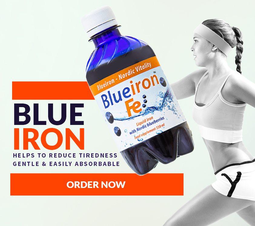 Blue Iron web design