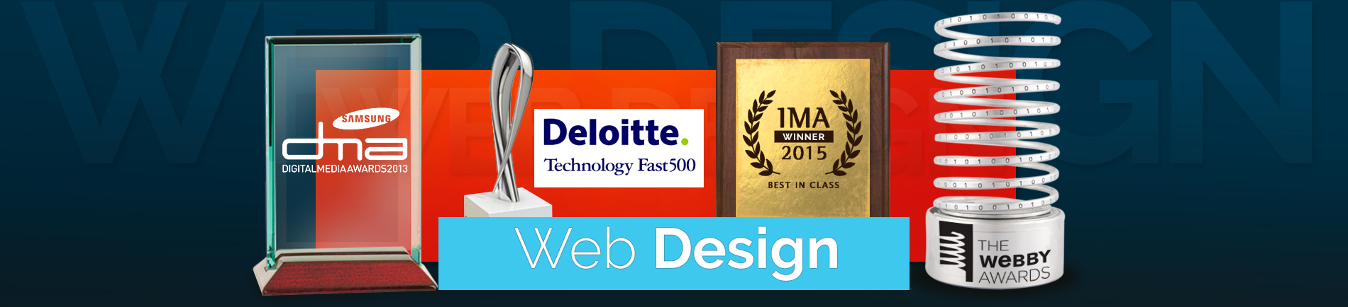 award winning agency web design belfast