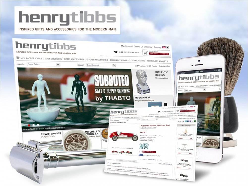 henry tibbs developers Ireland magento