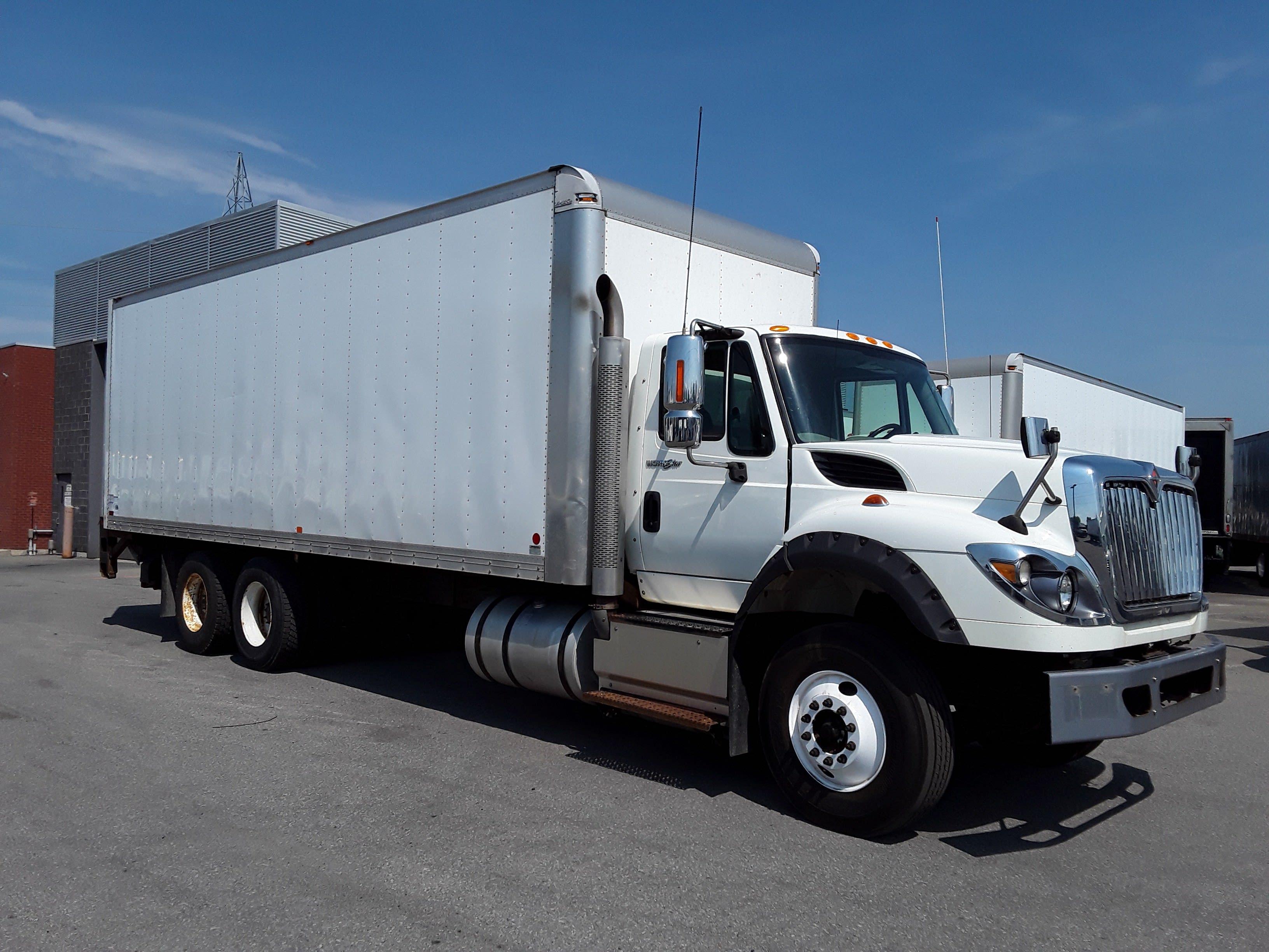 Ryder Used Truck for Sale – Navistar International, 7600
