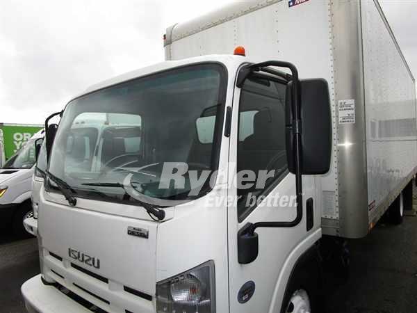 2014 ISUZU NRR BOX VAN TRUCK #660964