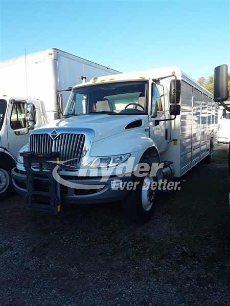 USED 2015 NAVISTAR INTERNATIONAL 4300 BOX VAN TRUCK #669179