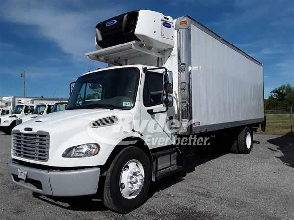 USED 2015 FREIGHTLINER M2 106 REEFER TRUCK #668629