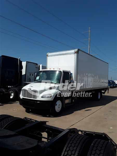 USED 2015 FREIGHTLINER M2 106 BOX VAN TRUCK #664809