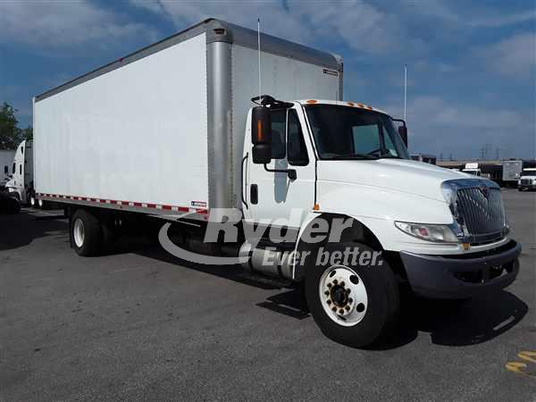 2016 NAVISTAR INTERNATIONAL 4300 BOX VAN TRUCK #662384
