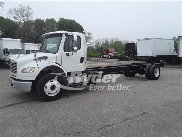 2016 FREIGHTLINER M2 106 CAB CHASSIS TRUCK #660896